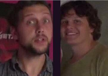 شوخی جالب دو برادر برای شوکه کردن خواهر کوچکتر