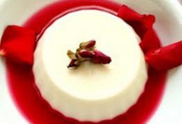 طرز تهیه ژله شیر نارگیل