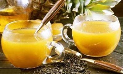 چگونگی تهیه شربت آناناس و کرفس