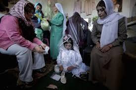 تجارت و قاچاق دختران جوان در مصر (عکس)