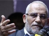 بازداشت شدن رهبر اخوان المسلمین مصر