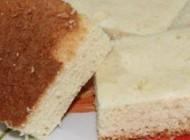 طرز پخت کیک رژیمی و سالم