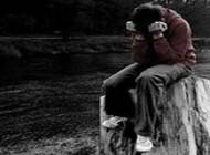پیامک جدید و غمگین تنهایی (37)