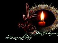 پیامک زیبای  شهادت حضرت فاطمه س (4)