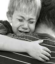 چگونگی کنترل ترس در کودکان