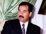 رونمایی عکس قبر مجلل  صدام حسین