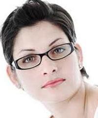 چگونگی ارایش چشم افراد عینکی