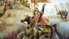 شرح داستان رزم سهراب و گیوتون