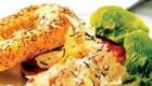 چگونگی تهیه سالاد ماهی سفید