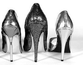 ترفند های راه رفتن با کفش پاشنه بلند