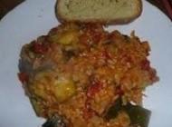 طبخ برنج مخلوط رژیمی