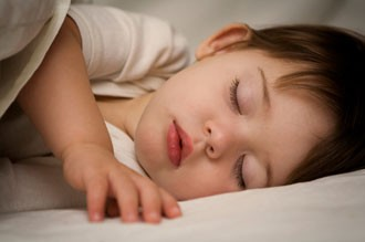 چگونه کودکمان بهتر می خوابد؟