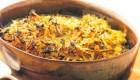 طبخ خوراك قالبی سبزیجات
