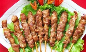 طبخ کباب ژاپنی