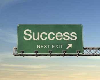 قدم قدم تا موفقیت واقعی
