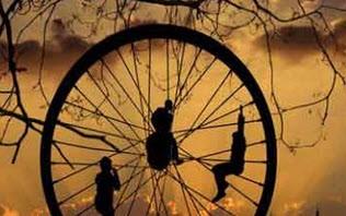 تصاویری از چرخ زندگی