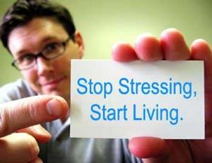 چگونه یک زندگی بدون استرس داشته باشیم؟