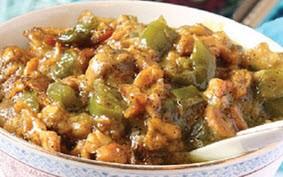 طرز تهیه خورش چینی با گوشت