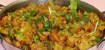 طبخ غذای رژیمی هندی