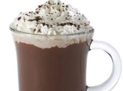 چگونگی تهیه ی قهوه با شکلات