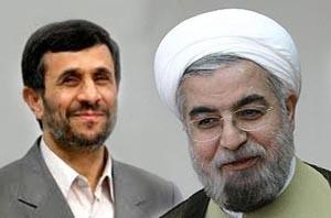 مقایسه هزینه سفر احمدی نژاد و روحانی