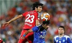 میزبانی پرسپولیس در اولین بازی جام حذفی