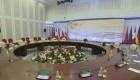 نشست وزیران خارجه کشورها