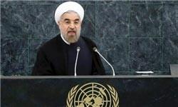 روحانی در مقر سازمان ملل چه گفت؟