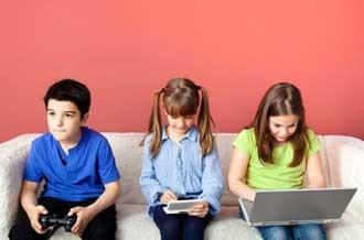 بازی رایانه ای و کودکان