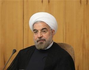 گفت و گوی تلفنی روحانی با اوباما در ورود به تهران