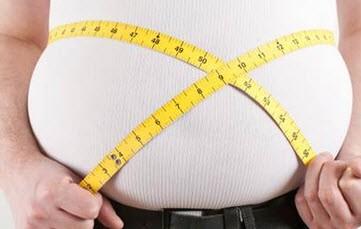 نکاتی برای چاقی شکم آقایون