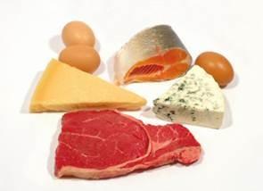 کنترل وزن با پروتئین ها