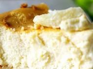 طرز تهیه کیک پنیر با سیب
