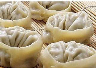 طبخ غذای گوشتی مندو