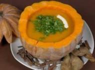 طبخ سوپ کدو حلوایی