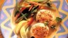 طبخ کتلت تن ماهی با طعم جعفری