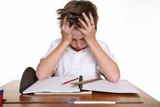 کودکان و مشکل مشق نوشتن