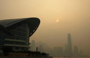 آلودگی هوا و حساسیت های پوستی