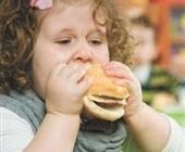 پرخوری و استرس در کودکی