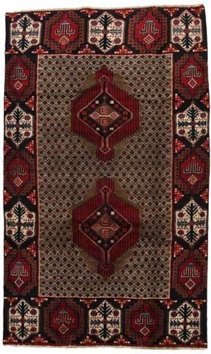 فرش از نوع آهنی