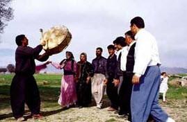 چگونگی رسوم ازدواج در کرمانشاه