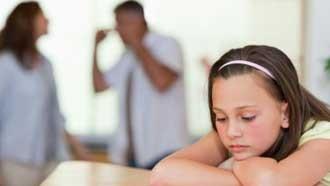 ملزومات واجب بچه ها هنگام طلاق