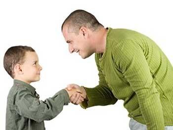چگونه به بچه ها معاشرت بیاموزیم؟