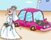 چرا عروس زشت میشود؟