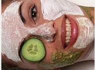 معجزه چند میوه و ماسک بر روی صورت