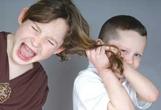 رفتار کودکان و دعوای والدین