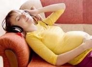 خوابیدن به کمر در بارداری