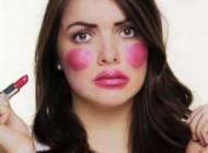 برای مردان اینگونه آرایش نکنید