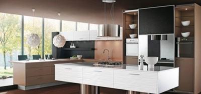 رنگ بندی در دکوراسیون آشپزخانه