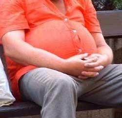 چرا شکم بزرگ به راحتی کوچک نمی شود؟